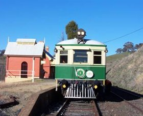 Paterson Rail Motor Museum - Accommodation Coffs Harbour