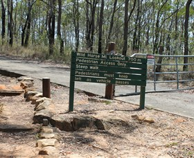 Wild Horse Mountain Lookout - Accommodation Coffs Harbour