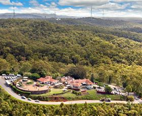 Brisbane Lookout Mount Coot-tha - Accommodation Coffs Harbour