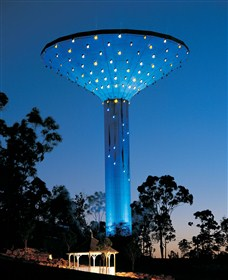 Wineglass Water Tower - Accommodation Coffs Harbour