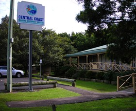 Central Coast Marine Discovery Centre