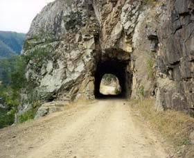 Old Glen Innes Road and the Historic Tunnel Grafton - Accommodation Coffs Harbour