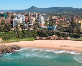 North Wollongong Beach - Accommodation Coffs Harbour