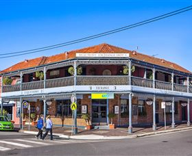 The Exchange Hotel - Beaumont - Accommodation Coffs Harbour