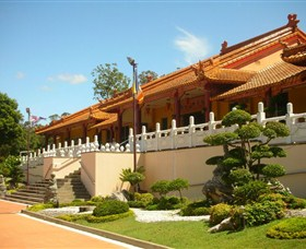 Chung Tian Temple - Accommodation Coffs Harbour