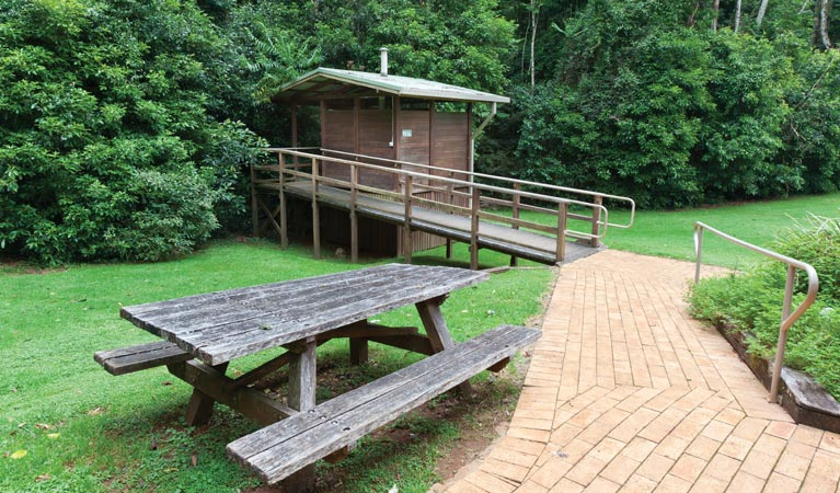 The Glade picnic area - Accommodation Coffs Harbour