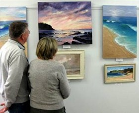 The Millhouse Art Gallery - Accommodation Coffs Harbour