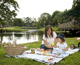 Doug Larsen Park - Accommodation Coffs Harbour