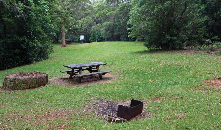 Never Never picnic area - Accommodation Coffs Harbour