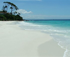 Hyams Beach - Accommodation Coffs Harbour