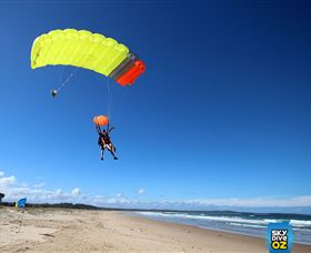 Skydive Oz Batemans Bay - Accommodation Coffs Harbour