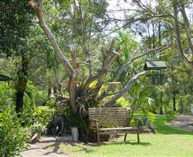 Mondrook Garden Cafe Gallery and Function Centre - Accommodation Coffs Harbour