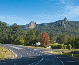 Nimbin Rocks - Accommodation Coffs Harbour