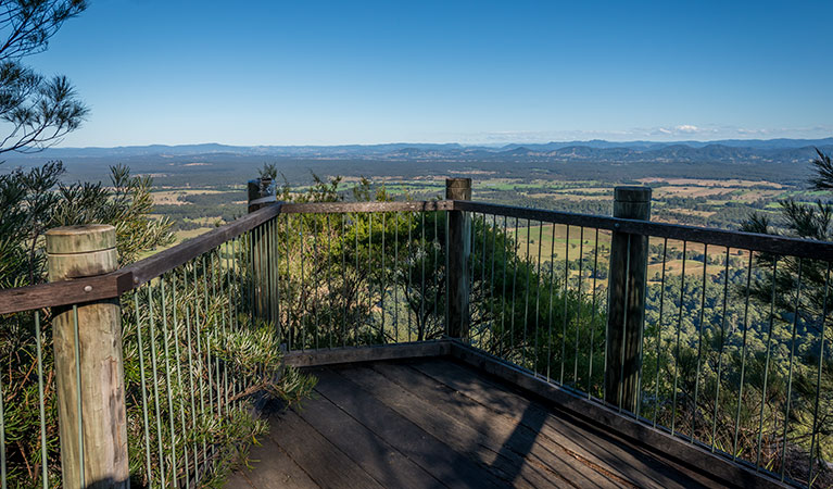 Newbys lookout - Accommodation Coffs Harbour