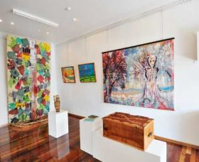 Serpentine Gallery - Accommodation Coffs Harbour