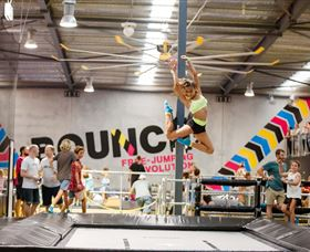 Bounce Inc Trampoline Park - Accommodation Coffs Harbour