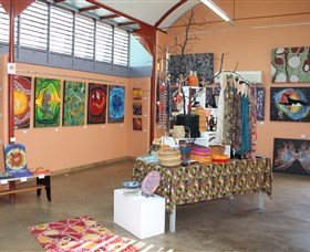 Dunghutti Ngaku Aboriginal Art Gallery - Accommodation Coffs Harbour