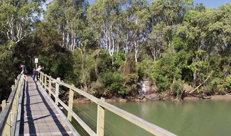 Woolgoolga Lake - Accommodation Coffs Harbour