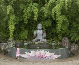 Crystal Castle and Shambhala Gardens - Accommodation Coffs Harbour