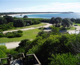 Bluff Beach - Accommodation Coffs Harbour