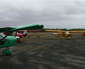 Evans Head Memorial Aerodrome - Accommodation Coffs Harbour