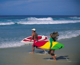 Duranbah Beach - Accommodation Coffs Harbour