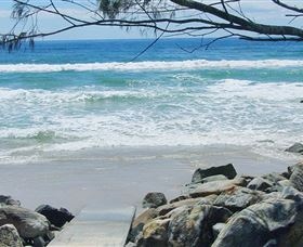 Shark Bay - Accommodation Coffs Harbour