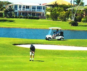 Emerald Downs Golf Course - Accommodation Coffs Harbour