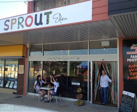 Sprout Eden - Accommodation Coffs Harbour