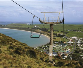 Nut Chairlift - The