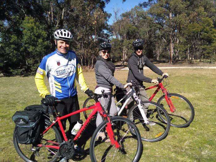 Granite Belt Bicycle Tours and Hire - Accommodation Coffs Harbour