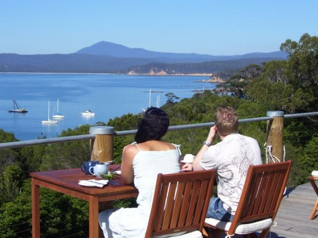 Snug Cove Bed and Breakfast - Accommodation Coffs Harbour