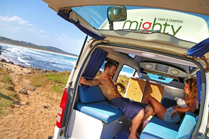 Mighty Cars and Campers - Accommodation Coffs Harbour