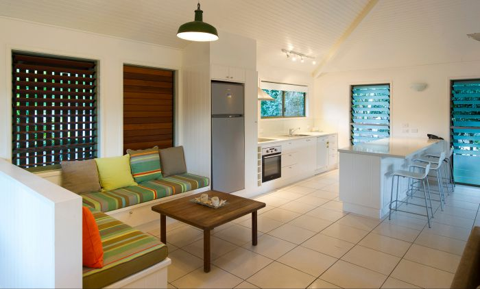 The Retreat Beach Houses - Accommodation Coffs Harbour