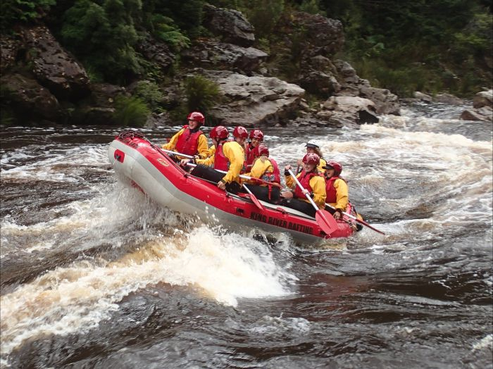 King River Rafting - Accommodation Coffs Harbour