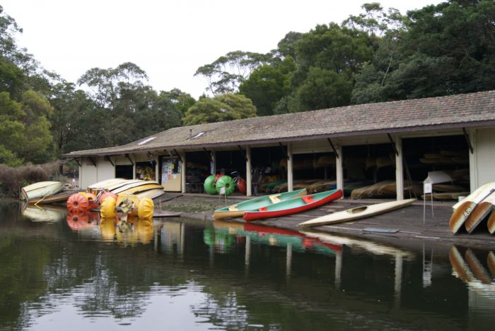 Audley Boatshed - Accommodation Coffs Harbour