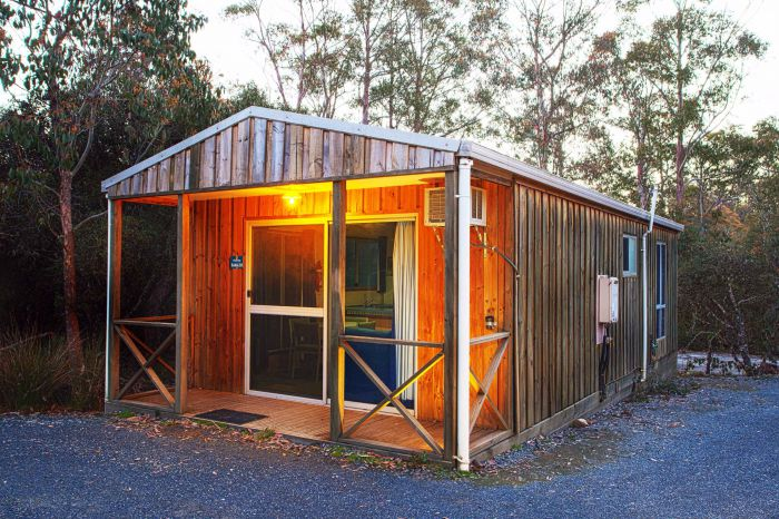 Discovery Parks - Cradle Mountain - Accommodation Coffs Harbour