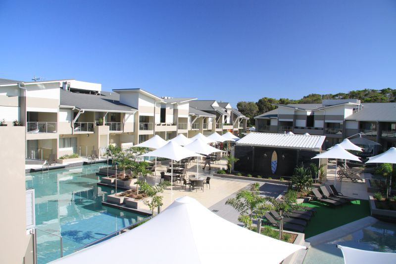 Lagoons 1770 Resort and Spa - Accommodation Coffs Harbour