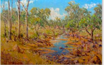 Peter Lawson Fine Art - Accommodation Coffs Harbour