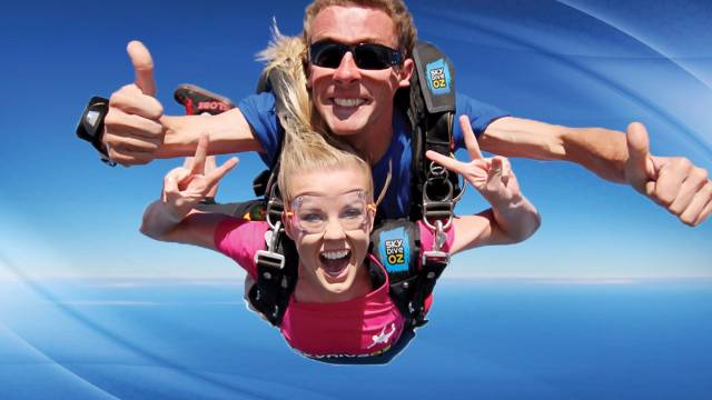 Skydive Oz Canberra - Accommodation Coffs Harbour