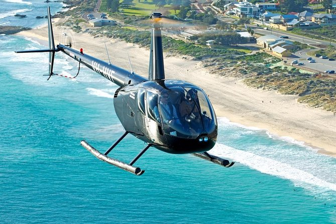 Perth Beaches Helicopter Tour from Hillarys Boat Harbour - Accommodation Coffs Harbour