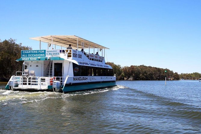 Murray River Lunch Cruise from Mandurah - Accommodation Coffs Harbour