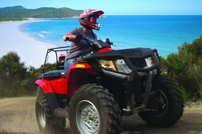 Half-Day Guided ATV Exploration Tour from Coles Bay - Accommodation Coffs Harbour