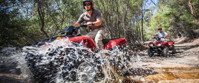 Quad Bike 2-Hour Adventure Freycinet National Park - Accommodation Coffs Harbour