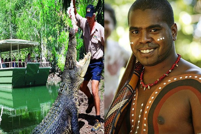 Hartley's Crocodile Adventures and Tjapukai Cultural Park Day Trip from Cairns - Accommodation Coffs Harbour
