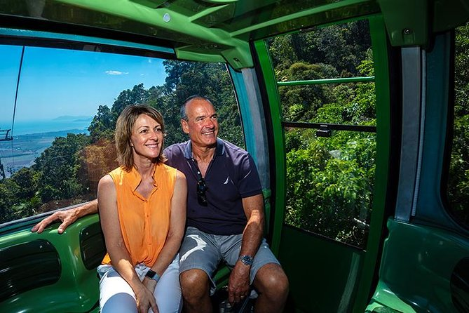 Skyrail Rainforest Cableway Day Trip from Palm Cove - Accommodation Coffs Harbour