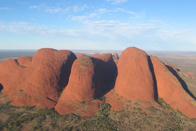 Kata Tjuta and Uluru Grand View Helicopter Flight - Accommodation Coffs Harbour