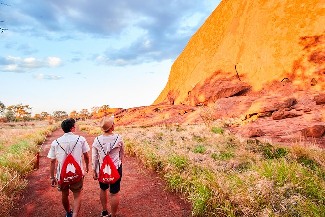 Uluru Sunrise and Guided Base Walk - Accommodation Coffs Harbour
