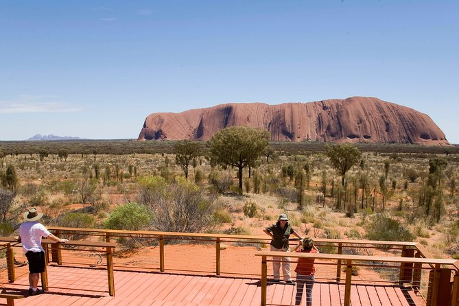 Uluru Small Group Tour including Sunset - Accommodation Coffs Harbour