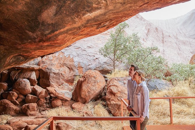Uluru Base and Sunset Half-Day Trip with Optional Outback BBQ Dinner - Accommodation Coffs Harbour